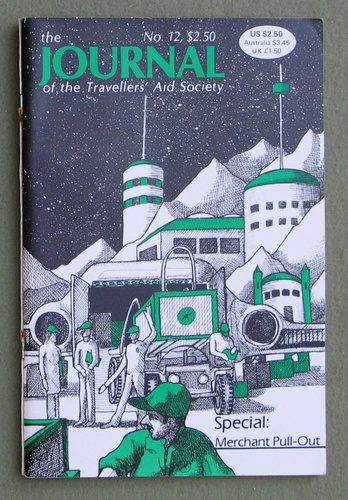 Journal of the Travellers' Aid Society, Issue 12 (Traveller RPG)