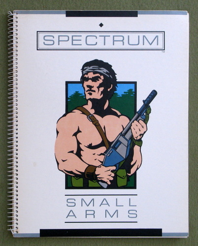 Spectrum Small Arms (Phoenix Command), Barry Nakazono