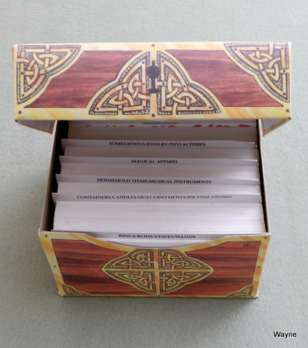 Deck of Magical Items (Advanced Dungeons & Dragons)