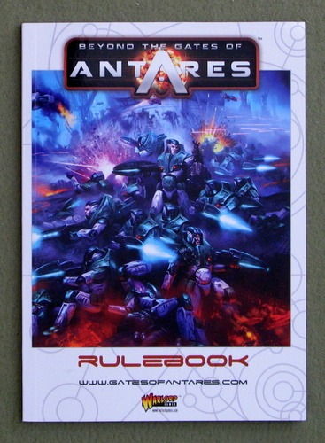 Beyond the Gates of Antares: Rulebook, Rick Priestley