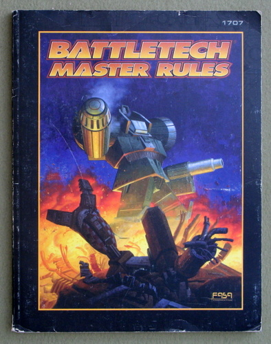 Battletech Master Rules - PLAY COPY