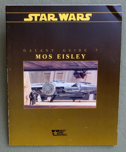 Mos Eisley (Star Wars RPG: Galaxy Guide 7), Martin Wixted
