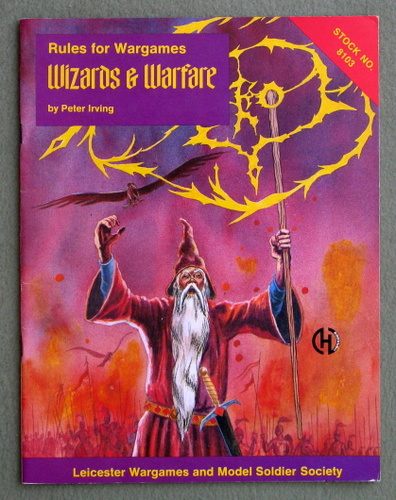 Rules for Wargames: Wizards & Warfare