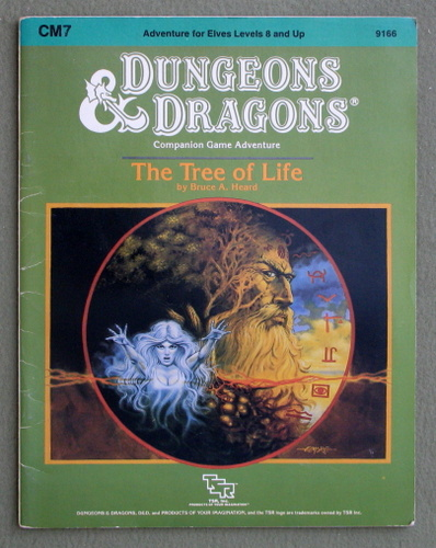 The Tree of Life (Dungeons and Dragons Module CM7), Bruce Heard