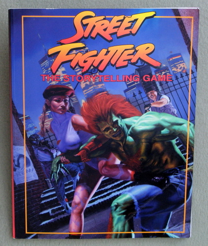 Street Fighter: The Storytelling Game (StreetFighter)
