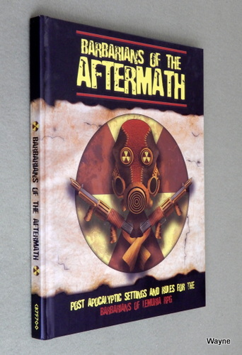 Barbarians of the Aftermath - PLAY COPY, Nathaniel Torson