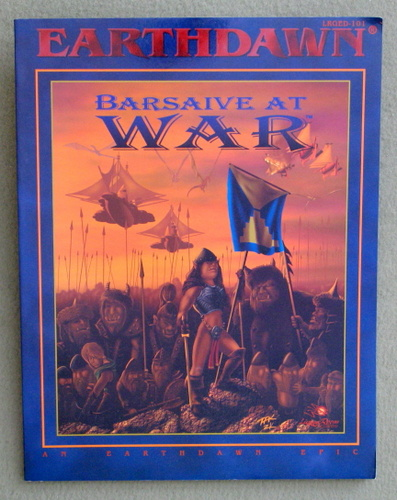 Barsaive at War (Earthdawn), Louis J. Prosperi