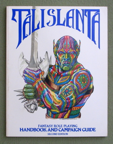 Talislanta Handbook and Campaign Guide (2nd edition), Stephan M. Sechi