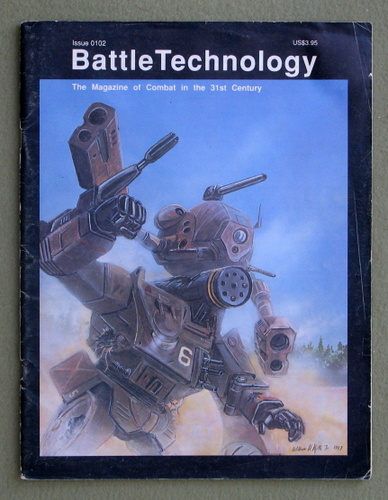 BattleTechnology Magazine, Issue 0102 (Battletech)