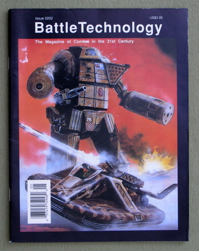 BattleTechnology Magazine, Issue 0202 (Battletech)
