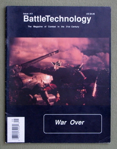 BattleTechnology Magazine, Issue 9 (Battletech)