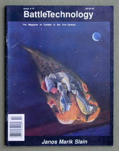 BattleTechnology Magazine, Issue 10 (Battletech)
