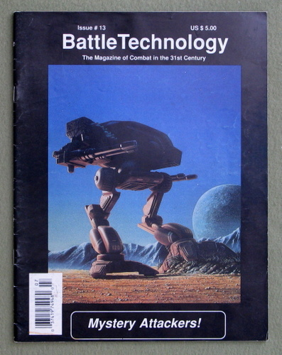 BattleTechnology Magazine, Issue 13 (Battletech)