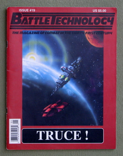 BattleTechnology Magazine, Issue 19 (Battletech)