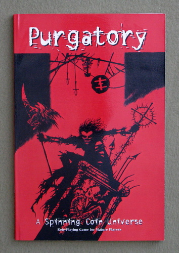 Purgatory: A Spinning Coin Universe, Jon Wilkie