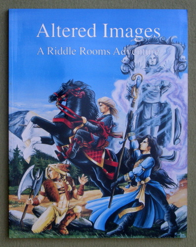 Altered Images: A Riddle Rooms Adventure
