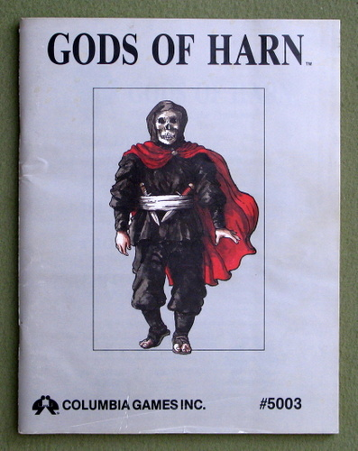 Gods of Harn, N. Robin Crossby & Tom Dagliesh & John Frazer & Edwin King