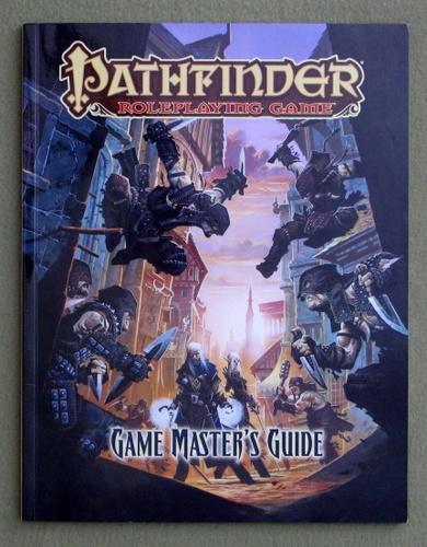 Game Master's Guide (Pathfinder Roleplaying Game), Jason Bulmahn & Sean K. Reynolds