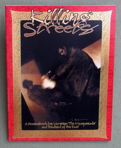 Killing Streets (Vampire the Masquerade: Kindred of the East), Michaek Butler & Guy-Francis Vella