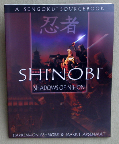 Image for Shinobi: Shadows of Nihon (Sengoku RPG)