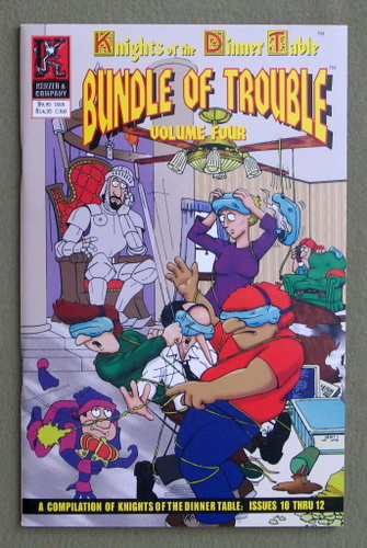 Knights of the Dinner Table: Bundle of Trouble, Vol. 4, Jolly Blackburn