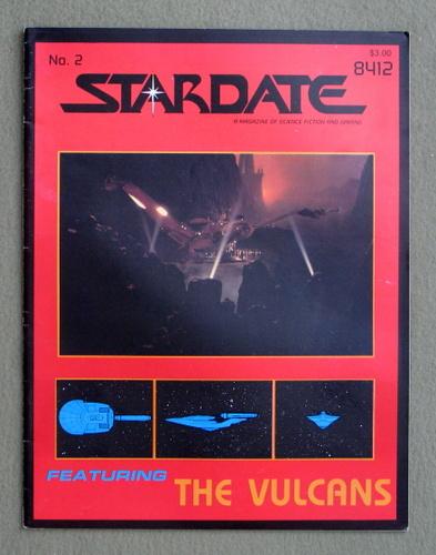 Stardate Magazine, No. 2 (Star Trek)