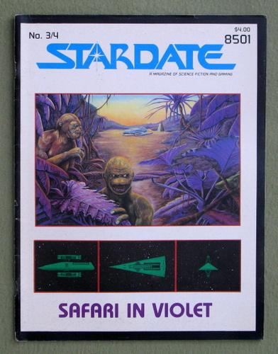 Stardate Magazine, No. 3/4 (Star Trek)