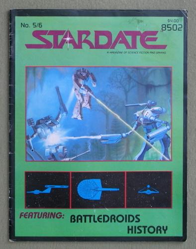 Stardate Magazine, No. 5/6 (Star Trek)