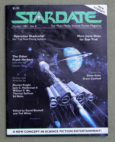 Stardate Magazine, No. 8 (Star Trek)