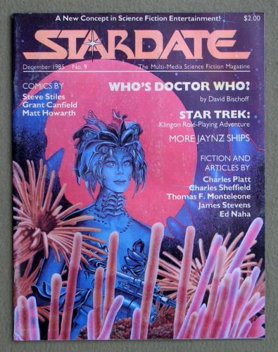 Stardate Magazine, No. 9 (Star Trek)