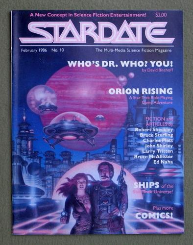 Stardate Magazine, No. 10 (Star Trek)