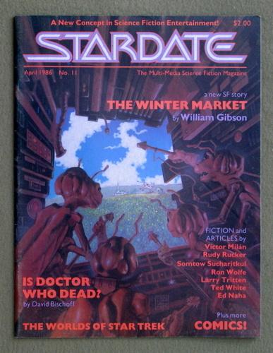 Stardate Magazine, No. 11 (Star Trek)