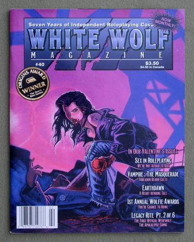 White Wolf Magazine, Issue 40