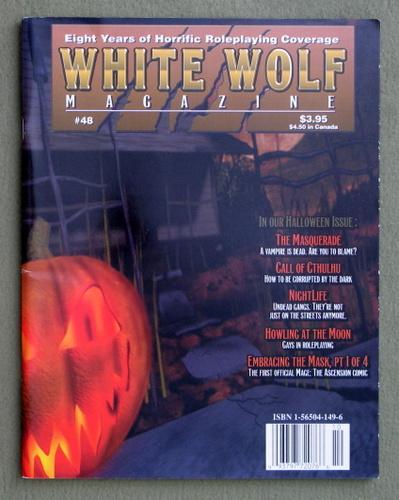 White Wolf Magazine, Issue 48