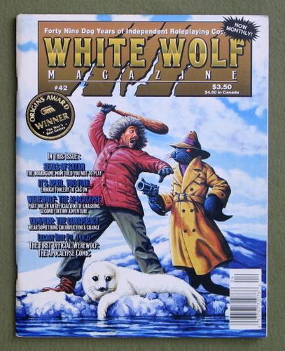 White Wolf Magazine, Issue 42