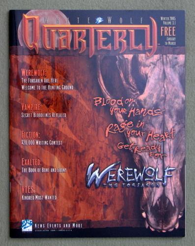 White Wolf Quarterly / Sword & Sorcery Volume 3.1 (Winter 2005)