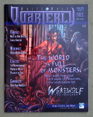 White Wolf Quarterly / Sword & Sorcery Volume 3.2 (Spring 2005)
