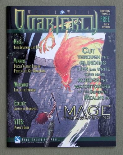 White Wolf Quarterly / Sword & Sorcery Volume 3.3 (Summer 2005)
