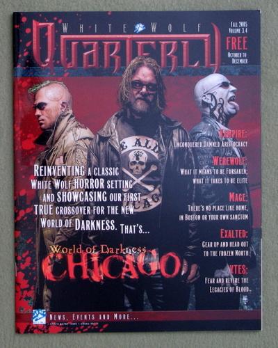 White Wolf Quarterly / Sword & Sorcery Volume 3.4 (Fall 2005)