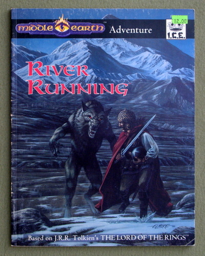River Running (Middle Earth Role Playing/MERP), Joe Martin & Jessica M. Ney & Larry Elmore