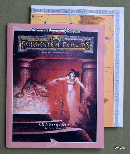 Old Empires (Advanced Dungeons & Dragons/Forgotten Realms Accessory FR10), Scott Bennie