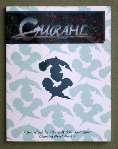 Image for Gurahl: Carrying the Wounds of the World (Werewolf: The Apocalypse Changing Breed, Book 4)