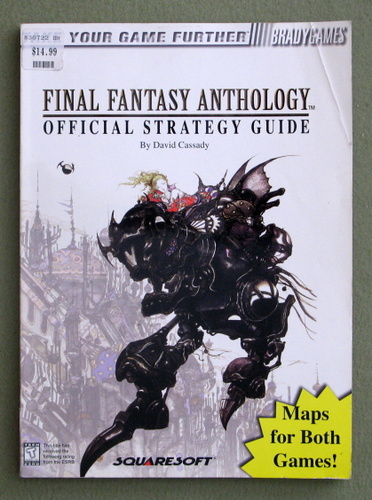 Image for Final Fantasy Anthology Official Strategy Guide (Brady Games)