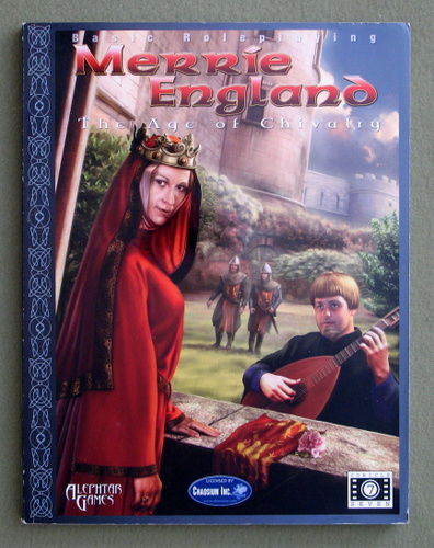 Merrie England: The Age of Chivalry (Basic Roleplaying)