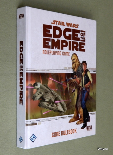 Image for Edge of the Empire Core Rulebook (Star Wars Role Playing Game)