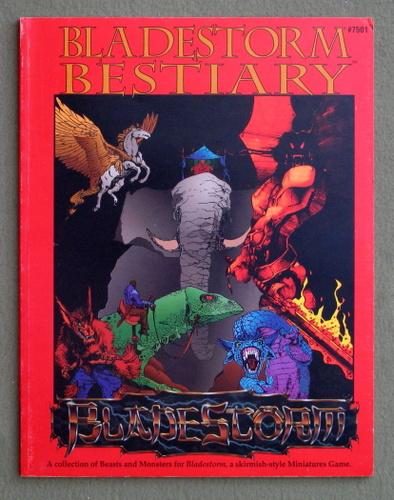 Bladestorm Bestiary