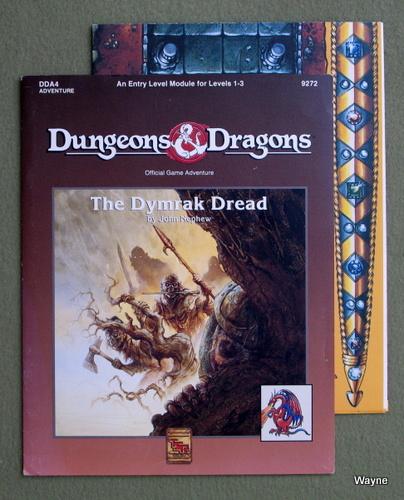 The Dymrak Dread (Dungeons and Dragons Module DDA4)