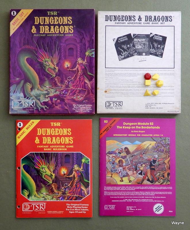 Image for Dungeons & Dragons Basic Set
