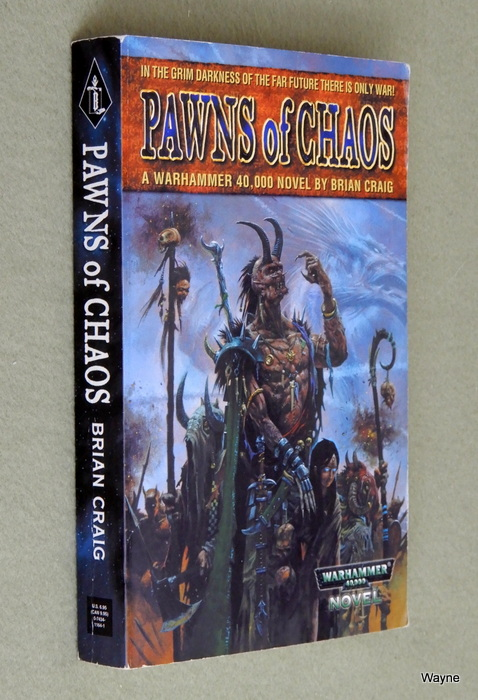 Pawns of Chaos (Warhammer 40,000)