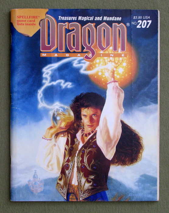 Image for Dragon Magazine, Issue 207
